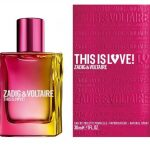 Parfém Zadig & Voltaire This is Love! For Her - EDP1 ml - odstřik