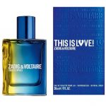 Parfém Zadig & Voltaire This is Love! for him - EDT - TESTER100 ml